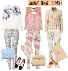 """""""Double Floral!"""" by floriestyle on Polyvore"""