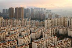 ¿Qué tan vacía es una ciudad fantasma en China? Con Big Data ahora podemos saberlo. 20/11/15