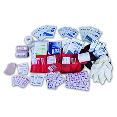 WILDERNESS FIRST AID KIT Case of 12 >>> You can find more details by visiting the image link.-It is an affiliate link to Amazon. #CampingSafetyandSurvivalEquipments