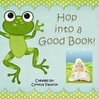 Print, laminate and hang this banner in your reading area.See my other frog products:Back-to-School FrogsFrog Word Wall and Table NumbersFr...