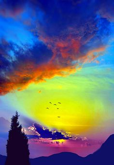 ♥ All the colors of the sky - Ignazio Corda