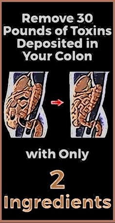 Remove 30 Pounds of Toxins from Your Colon With Only 2 Ingredients Health And Wellness Quotes, Health And Fitness Articles, Health Advice, Health And Nutrition, Health Fitness, Fitness App, Gut Health, Wellness Tips, Healthy Detox