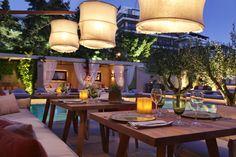 The Pool – The Margi Boutique Hotel Vouliagmeni