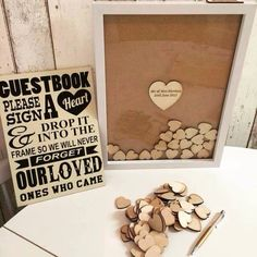 Lovely guestbook idea...