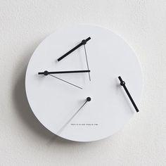 "maliara: "" A clock based on Julian Barbour's theory """