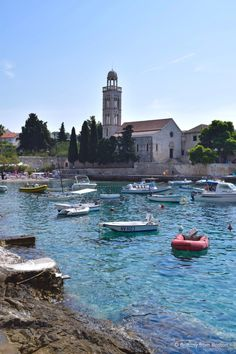 Hvar Island: The Perfect Day Trip from Split, Croatia // Brittany from Boston
