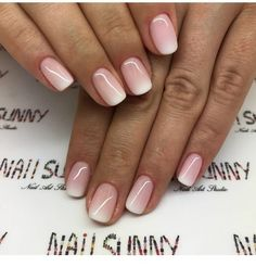 natural summer nail designs you must see and try 8 ~ com is part of Dark Christmas nails Manicures - Dark Christmas nails Manicures Cute Nails, Pretty Nails, Hair And Nails, My Nails, Nagellack Design, Dipped Nails, Nagel Gel, Powder Nails, Square Nails
