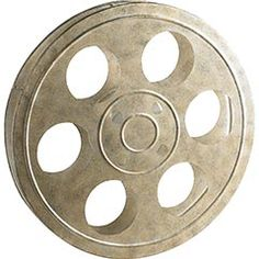 Film Reel Wall Decor