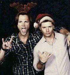 Merry Christmas Supernatural