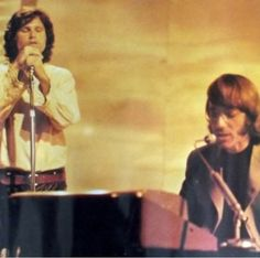 """""""Morrison is still considered one of rock music's tortured poets and sex gods, but instrumentally, The Doors' distinctive sound was based on Ray Manzarek's keyboard playing."""" – NPR, May 2013"""