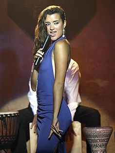 Cote de Pablo Goes Glam for NCIS Premiere Episode - NCIS, TV News : People.com