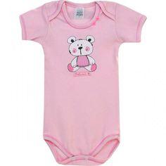 Body Feminino Estrela para Bebê - Patimini