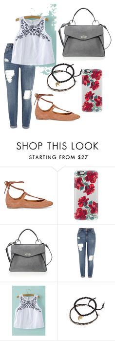 """""""Untitled #13"""" by nmarieo-1 ❤ liked on Polyvore featuring Chloé, Casetify, Proenza Schouler, River Island, WithChic and Tai"""