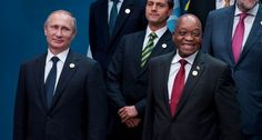 Zuma, the Guptas and the Russians — the inside story