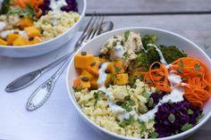 Une recette inratable de Buddha bowl !!! Thermomix sur Yummix • Le blog culinaire dédié au Thermomix !