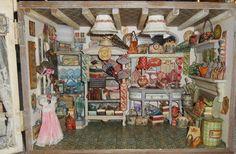 Rosalie & Cie Ladies Boutique Room Box