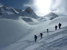 #Randonnee en #montagnes #Alpes du Sud, #France
