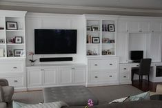 Built In Basement Entertainment Center Design, Pictures, Remodel, Decor and Ideas - page 20
