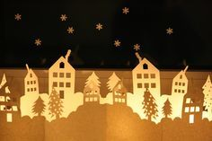 Winterwunderland - Plotter Freebie Crafts with children - Page 14 of 94 - Handmade culture Easy Diys For Kids, Diy Crafts For Adults, Adult Crafts, Easy Diy Crafts, Plotter Silhouette Cameo, Silhouette Cameo Freebies, Christmas Diy, Christmas Decorations, Holiday Crafts
