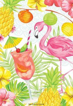 Flamingo Scent Sachet