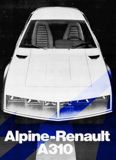 Alpine-Renault A310 1600VE - 1971 Alpine Renault, Matra, Automobile, 70s Cars, Garage, Shops, Cars And Motorcycles, Vintage Cars, Tanks