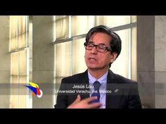 Jesús Lau en entrevista durante el Foro AMILAC 2014