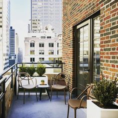 Your place of serenity in this concrete jungle. The Renwick Hotel