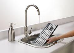 Logitech Washable Keyboard K310 no le teme al agua