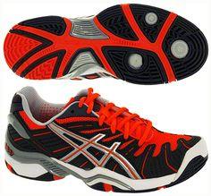 Gel-Resolution 4 E251N-9793 Women's  Tennis Shoes