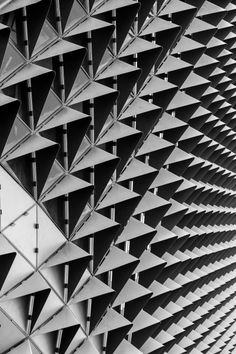 ArchiTexture - geometric patterns in architecture with graphic repetition