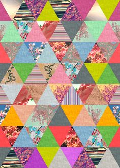 Lost in ▲ Art Print by Bianca Green | Society6