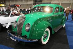 1936 DeSoto Airflow Maintenance/restoration of old/vintage vehicles: the material for new cogs/casters/gears/pads could be cast polyamide which I (Cast polyamide) can produce. My contact: tatjana.alic@windowslive.com