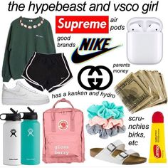Teen Fashion Outfits, Retro Outfits, Cute Casual Outfits, Outfits For Teens, What To Wear Today, How To Wear, Sleepover Bag, Chill, Travel Bag Essentials