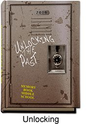 Unlocking Yearbook Cover