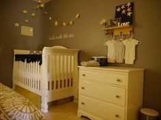 18 Gender-Neutral Nurseries You Don't Have To Be A Designer To Pull Off. Just ideas to pass on!