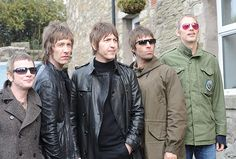 With Beady Eye in 2013