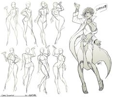 Cute Poses Everything You Ll Ever Need To Know About Drawing Anime