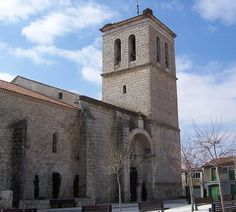 Valladolid Arrabal Portillo iglesia Juan Evangelista