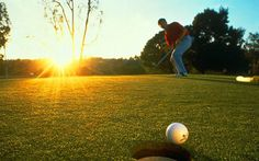 Winning Tips To Improve Your Golf Skills. Photo by Krzysztof Urbanowicz It is quite likely that you are part of the mass of people who are constantly striving to achieve better golf skills. Golf 1, Kids Golf, Oprah Winfrey, Dubai, Golf Card Game, Golf Tour, Golf Channel, Skyline, Golf Quotes
