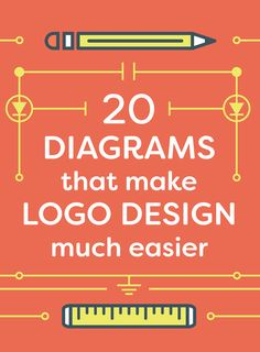 20 Logo Design Infographics & Diagrams That Simplify The Process