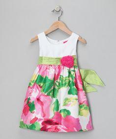 So cute!! Little girl's summer dress