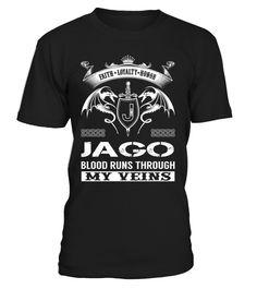 JAGO Blood Runs Through My Veins