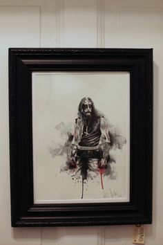 my black metal art show