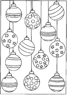 Home Decorating Style 2020 for Coloriage Boules De Noel, you can see Coloriage Boules De Noel and more pictures for Home Interior Designing 2020 2761 at SuperColoriage. Christmas Baubles, Christmas Colors, Christmas Art, Christmas Projects, Christmas Holidays, Christmas Classics, Modern Christmas, Christmas Doodles, Christmas Coloring Pages