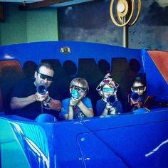 We love the Iron Reef. Look out Sea Monstrrs! #knottsspooky #family #familytravel #themepark