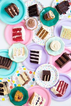 """We're at it again! Rounded up all the best cake in Los Angeles. Not cupcakes, but cake. Because no dessert in the ENTIRE universe will ever beat a good…"" Ostern Party, Cake Recipes, Dessert Recipes, Think Food, Cake Photography, Melanie Martinez, Piece Of Cakes, Let Them Eat Cake, Food Styling"