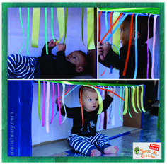 Sensory Boxes for Babies and Toddlers - What to do with a cardboard Box(Boite Pour Enfant) Baby Sensory Play, Sensory Activities, Baby Play, Infant Activities, Baby Toys, Activities For Kids, Sensory Boxes, Baby Learning, Toddler Play