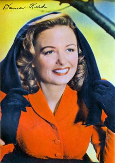 Donna Reed by Vintage-Stars, via Flickr
