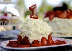 Baby Bird's Banana Smash Cake: A Healthier Option for a First Birthday