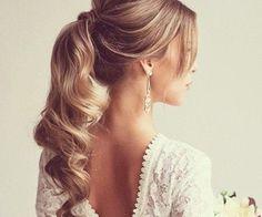 #hair #weddings #beauty #updo #edressme #hairstyles